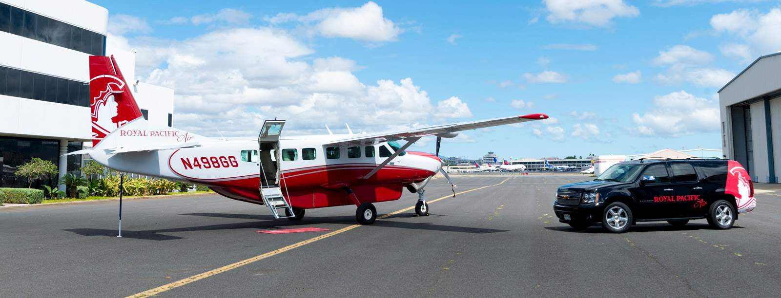 About Us - Royal Pacific Air Charter